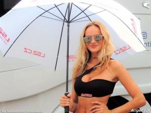 MotoGP Brno 2018 paddock girls 24