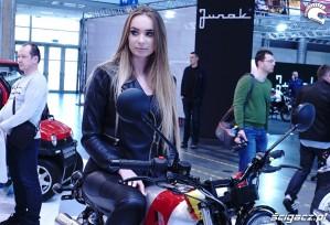 hostessa romet poznan motor show