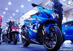 suzuki gsx r 1000 poznan motor show 2018