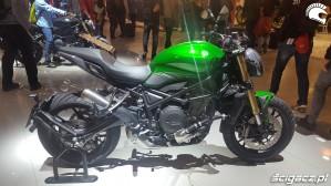 Benelli 752S Eicma 2019