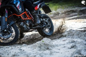 KTM Super Adventure R offroad 45