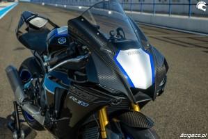 Yamaha R1 M 2020 przod