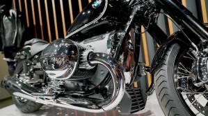 BMW R 18 silnik wydech