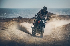 KTM 390 Adventure 2020 off morze