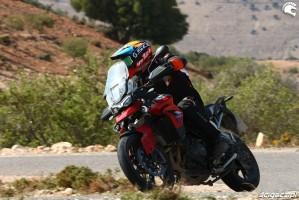 034 triumph adventure motocykl 2020