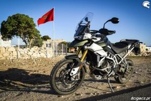 051 triumph tiger 900 w maroku
