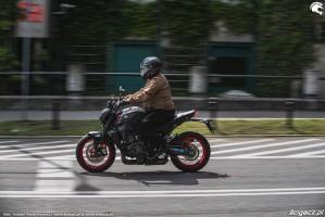 05 2021 Yamaha MT 09 w akcji