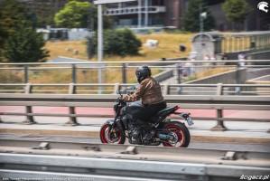 09 2021 Yamaha MT 09 w tescie