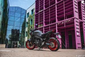 17 2021 Yamaha MT 09 profil