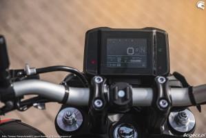 20 2021 Yamaha MT 09 zegary