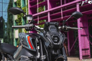 25 2021 Yamaha MT 09 przod