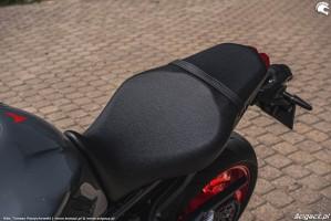 27 2021 Yamaha MT 09 siodlo