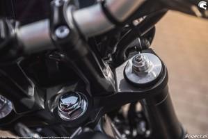 30 2021 Yamaha MT 09 regulacja