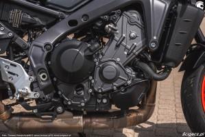 31 2021 Yamaha MT 09 silnik