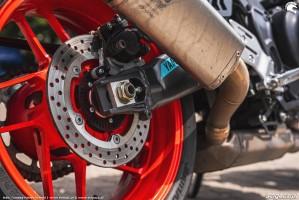 32 2021 Yamaha MT 09 tarcza tyl