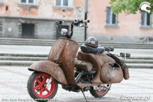 13 Yamaha Ospa JOG 50 RR rdza