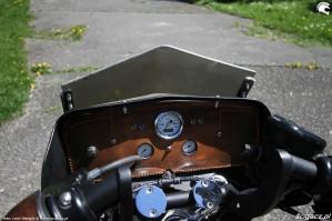 52 Harley Davidson Sportster 1200 Led Sled custom zegary