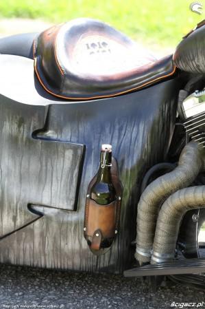 63 Harley Davidson Sportster 1200 Led Sled custom