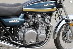 14 Kawasaki Z1 silnik