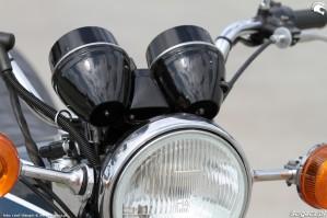 16 Kawasaki Z1 reflektor przod