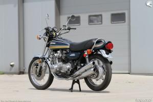 20 Kawasaki Z1 wydech