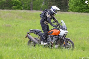10 Harley Davidson 1250 Pan America 2021 bezdroza