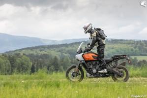 18 Harley Davidson 1250 Pan America 2021 wzgorza