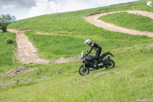 20 Harley Davidson 1250 Pan America 2021 test w terenie