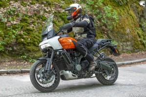 25 Harley Davidson 1250 Pan America 2021 test polski