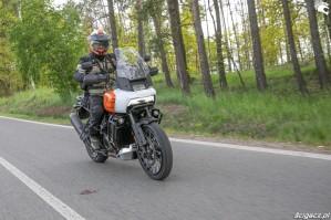 34 Harley Davidson 1250 Pan America 2021 test motocykla