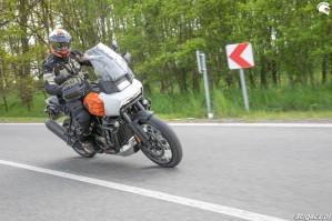 36 Harley Davidson 1250 Pan America 2021 test motocykla