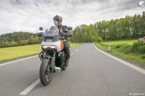 38 Harley Davidson 1250 Pan America 2021 test motocykla