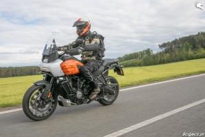 39 Harley Davidson 1250 Pan America 2021 test motocykla