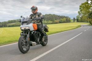 43 Harley Davidson 1250 Pan America 2021 test motocykla