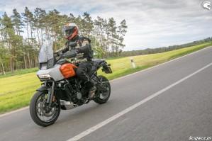 44 Harley Davidson 1250 Pan America 2021 test motocykla