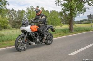 47 Harley Davidson 1250 Pan America 2021 test motocykla