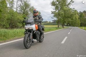 48 Harley Davidson 1250 Pan America 2021 test motocykla