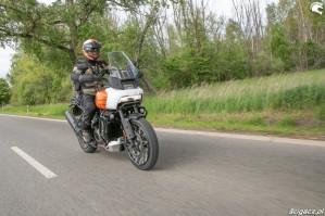 49 Harley Davidson 1250 Pan America 2021 test motocykla