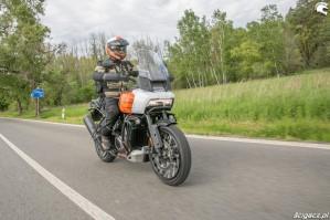 50 Harley Davidson 1250 Pan America 2021 test motocykla