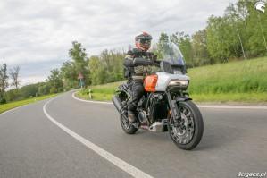 51 Harley Davidson 1250 Pan America 2021 test motocykla