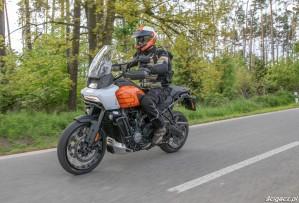 54 Harley Davidson 1250 Pan America 2021 test motocykla