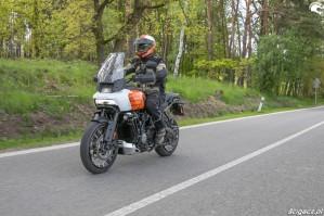58 Harley Davidson 1250 Pan America 2021 test motocykla