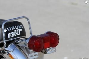 16 Suzuki GT 750 lampa tyl