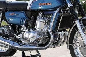 17 Suzuki GT 750 silnik