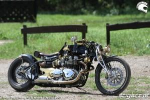 14 Triumph customowy dragster