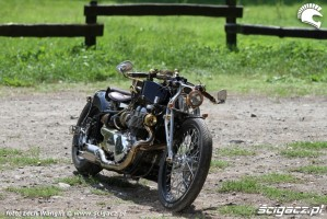 17 Triumph Bonneville America custom polana