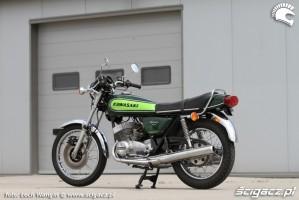 17 Kawasaki H1 Mach 3 lewa