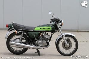 26 Kawasaki H1 Mach 3 prawa