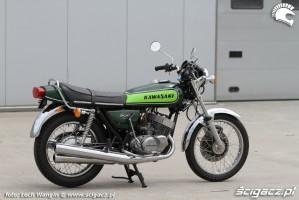 27 Kawasaki H1 Mach 3 prawy bok
