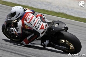 Bradl Action Day One Sepang Test